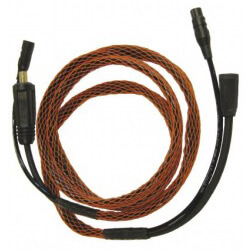 Cable set for gun