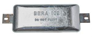 10,2KG zinc anode bac bera102